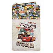Juego Sábana Doble 150 Hilos Cars Open Road