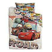 Comforter Sencillo 150 Hilos Cars Open Road