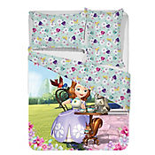 Comforter Sencillo Princesa Sofia Tea Time
