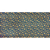 Tapete Modular Caja x 2 Tabletas 1x1 m CL7 Floral Azul/Amarillo