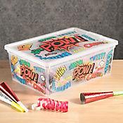 Caja Organizadora Comics 26x14x37 cm 11 Lt