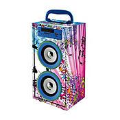 Parlante Portátil Recargable 6W Rms Bluetooth