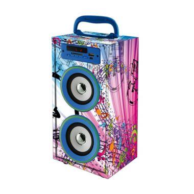 1bd20f8c30 Parlante Portátil Recargable 6W Rms Bluetooth - VTA - 356053