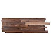 Panel Mosaico Madera Natural Walnut
