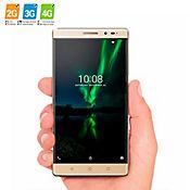 Celular Lenovo Phab 2 Plus 13 Megapixeles Dorado Champaña 32 GB PB2-670Y + Audífonos JBL