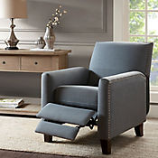Silla Reclinable Miles Push Back Gris