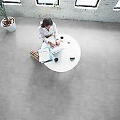 Piso Cerámico Metrópoli Gris Cara Diferenciada 60x60 cm Caja 1.8 m2