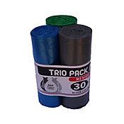Bolsa Triopack para Punto Ecologico 65x85cm