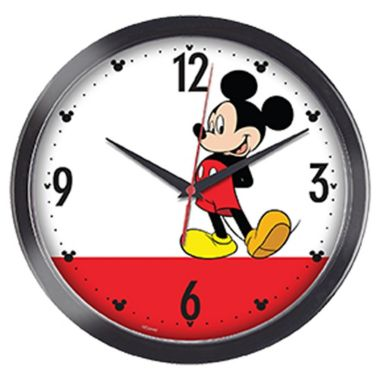 33c62a5fe4a3 Reloj Pared Mickey - Toyng - 360687