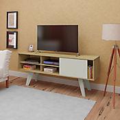 Mesa para TV Vip 160x40x65cm Blanco