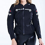 Chaqueta Ultralight para Moto Mujer Negro Talla Xl