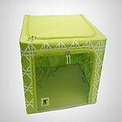Caja Organizadora para Ropa Verde