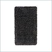 Tapete Luxus 160 x 230 cm Negro