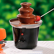 Fuente de Chocolate 3 Niveles 50W Negro FC171