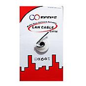 Carrete de Cable Utp Categoría 5E  Aleación por 305 Metros CAR5ALINF