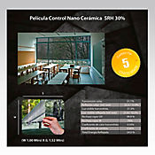 Película Control Nano Cerámica 1,52m Ancho HGCSSRH30