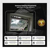 Ventana Proyectante 0,4x0,6 m Blanco HGWSSPAB60PY