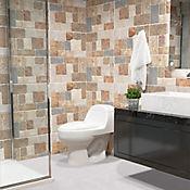 Piso Pared Cerámico Mosaico Abisi 32.3x56 cm Caja 1.45 m2