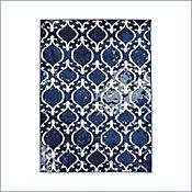 Tapete Shots Vintage 80x150 cm Azul