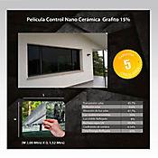 Película Control Solar Grafito 2x1,52m HGCSGRF15-2m