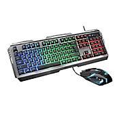 Combo 2 en 1 Gamer Gxt 845 Tural Teclado+Mouse 22460