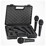 Micrófonos XM1800S Set x 3