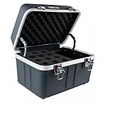 Rack Proel Espacio para 12 Unidades FOABSMIC12 Micrófonos Mano Ligero