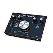 Interface de Audio M-Audio M-TRACK 2X2
