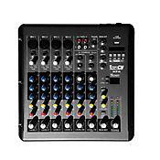 Consola Mezcladora Audio 6Ch MP8