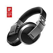 Audífonos HDJ-X5-S DJ Plateado