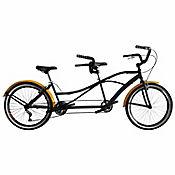 Bicicleta Doble Tandem Rin 26 Monoplato