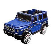 Mercedes Benz G 65 Amg Azul Metalico