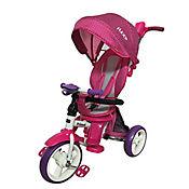 Triciclo Flex Rosado