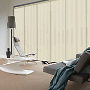 Panel Riviera 200.5-220 A140.5-160 Beige Cream