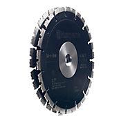 Disco Doble EL10CNB de  9 Pulg para Concreto Curado