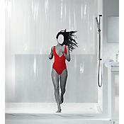 Cortina Baño Poliéster 180x200 cm  Mujer