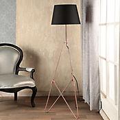 Lámpara Pie Delft 1 Luz E27