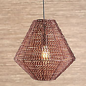 Lámpara Colgante Cadiz 1 Luz E27