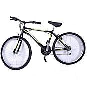 Bicicleta Todoterreno Montaña Newport Rin 26 pulg Negro