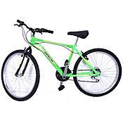 Bicicleta Todoterreno Montaña Newport Rin 26 pulg Verde