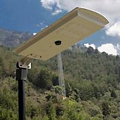 Luminaria Led Solar Integrada de 40W