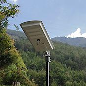 Luminaria Led Solar Integrada de 50W