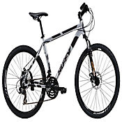 Bicicleta de Montaña Rin 26 pulg Plateado