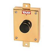 Cerradura 3200 de Seguridad con Barras Color Esmaltado Oro