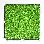 Piso Cuaucho 51X51X2.5cm Caja 1.04m2 Superficie EPDM con Enganche