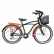 Bicicleta Playera Hombre Rin 26 18 Cambios