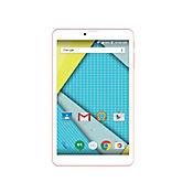 Celular Tablet 4G Liberado 8 Pulgadas Android 16GB 5MP Oro rosa