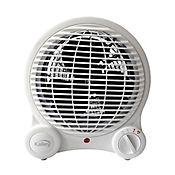 Calefactor Calentador de Ambiente Eléctrica Blanco