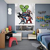Cortina Enrollable Blackout 160x180 cm Colección Avengers Infinity