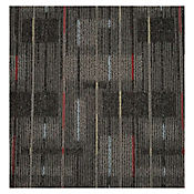 Piso Alfombra Energy-Polipro 50x50cm-color990 Caja 20 Baldosas Cubre 5m2